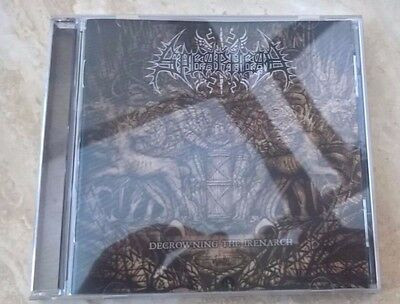 SPEARHEAD Decrowning The Irenarch CD black death metal angelcorpse diocletian