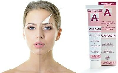ACHROMIN Anti dark age spots freckle Skin-whitening cream 45ml