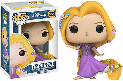 Tangled- Rapunzel - Funko Pop! Disney (2016, Toy NEU)