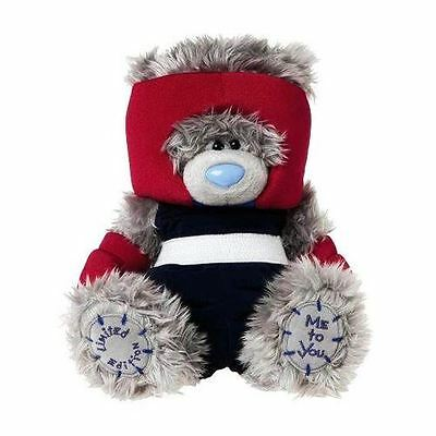 """Limited Edition Tatty Teddy Bear Me To You Boxer Theme 7"""" Plush Gift Blue Nose"""