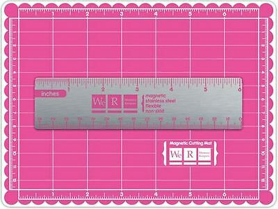 We R Memory Keepers  Mini Magnetic Mat and Ruler - 71092-9
