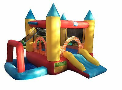 Jumping Castle The Fort Party Event Childrens  *MELB HIRE ONLY**