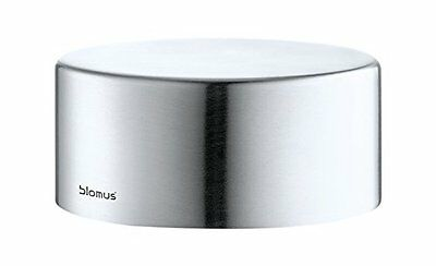 Blomus Soco Stainless Steel Cap for Blomus Torch, Matte Finished Wick Protection