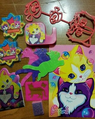 Lisa Frank Party Favors Kitten Bubbles