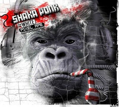 White Pixel Ape The - Shaka Ponk (2014, CD NEUF)