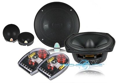 "Jl Audio C3-525 +2Yr Wrnty 5.5"" 250W 2 Way Component Car Audio Stereo Speakers"
