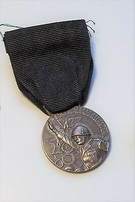 Italy Fascist Period: Medal for Holiday Camps (all'estero colonie estive) 1936