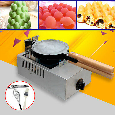 Stainless Steel Gas Cake Oven QQ Egg Bread Buy Waffle Maker SP92 Baking Machine