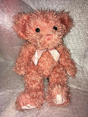 "Gorgeous Soft Russ Bear Marmalade Plush 10"" EASTER VALENTINES"