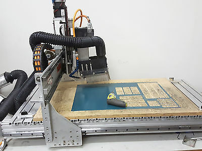 2011 K2 3-Axis Table Top CNC Router Complete system