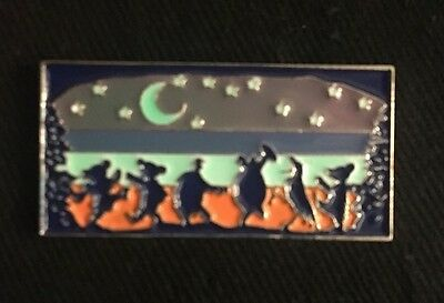 "Grateful Dead-""Dancing Bears and Terrapins"" Pin Limited Edition"