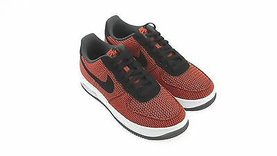 cheap for discount cca7d 0590f 725144-600 Nike Men Air Force 1 Elite TXT red black