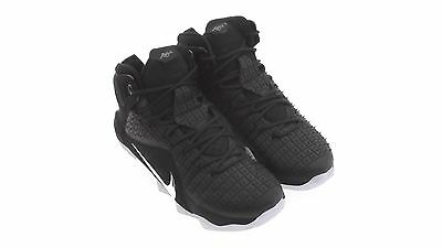 12eb249dfe5f 744286-001 NIKE MEN Lebron XII EXT RC QS - Rubber City black chrome ...