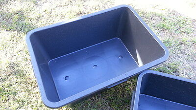 XLARGE RECTANGLE WATER LILY FEATURE / PLANT TUBS /FISH POND  Pickup Preston 3072