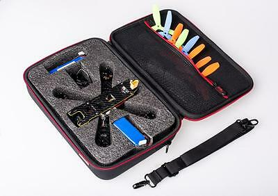 Portable Case Bag for FPV Race Mini QAV-R 220 Martian ZMR250 Drone Transmitter