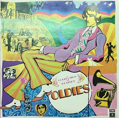 LP The Beatles – A Collection Of Beatles Oldies Raro