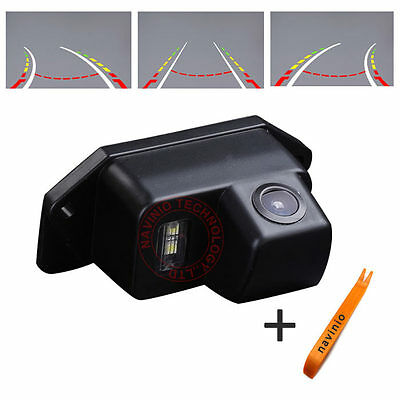track rear view car camera for Mitsubishi lancer intelligent parking assit IPAS