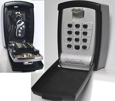 ShurLok KeyGuard Pro - Wall Mount SL-590 - Storage Lock Box Key Safe - Brand New