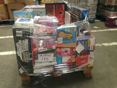 Wholesale Bargain Toy/electricals/gifts Pallets - Informational Listing