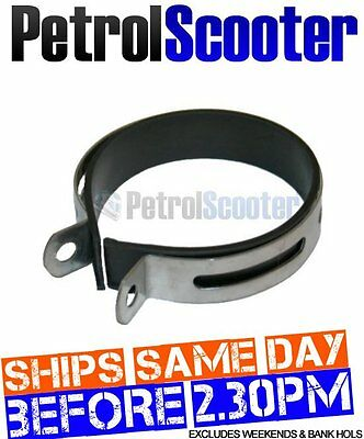 Exhaust Rubber Strap   Clamp 50cc Chinese Scooters Fits Baotian BTM Direct Bikes