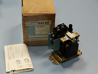 Telemecanique CA1-AR auxiliary contactor 48V, 50Hz