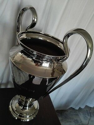 """Full Size UEFA Champions League Replica Trophy 2016 Series 31.5"""" Inches"""