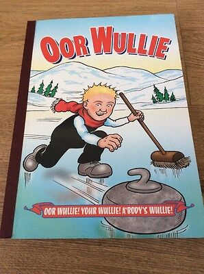 Oor Wullie Annual by DC Thomson & Co 2004