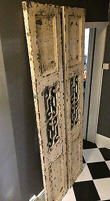 Pair of Antique French Double Doors