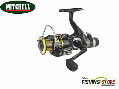 Mulinello Mitchell Avocet Gold Iv 2000 Rd 8 Cuscinetti Pesca Bolognese Spinning