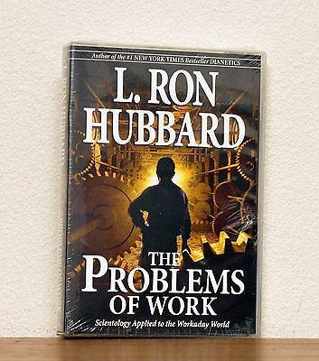 CD Audio Book – Problems of Work - NEW! - Scientology