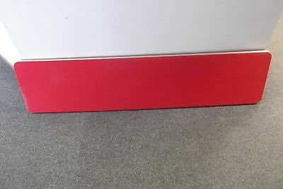 1400mm WIDE PRIVACY SCREEN DESK PARTITIONS DIVIDER OFFICE FURNITURE