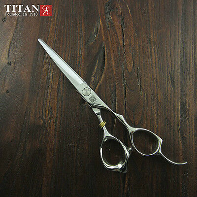 """6"""" Professional Japanese Style Hair Cutting Scissors - High End Barber Scissors"""