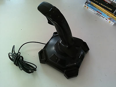 Manette joypad joystick flightstick Logitech Attack 3 USB PC/MAC ambidextre