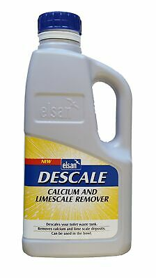 Elsan DESCALE Calcium & Limescale Remover for your Chemical Toilet Tank