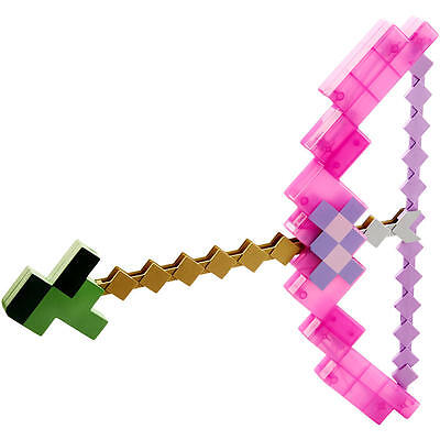 Minecraft Enchanted Bow And Arrow Playset