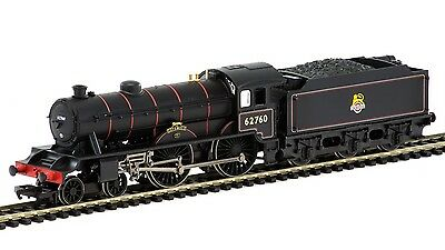 R3495 Hornby RailRoad BR Early Class D49/1 The Cotswold 62760 BR4-4-0 Locomotive