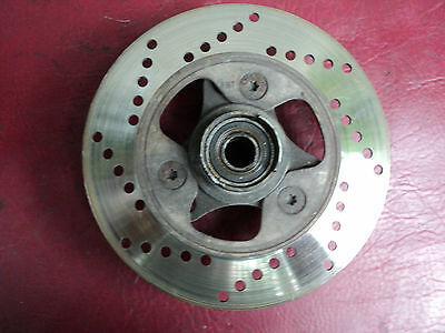 Peugeot Speedfight 1&2 Front Brake Disc & Hub *breaking Whole Scooter*