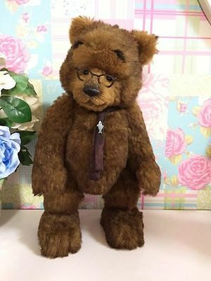 Charlie bears mohair Daddy Bear Goldilocks fairytale collection