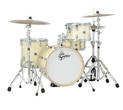 Batteria Gretsch Catalina Club Jazz CT1-J484-WC White Chocolate nuova!!!