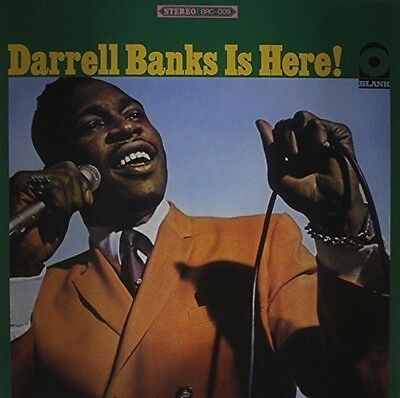 Darrell Banks Is Here - Darrell Banks (2015, Vinyl NEU)