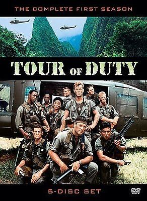 Tour of Duty - The Complete First Season DVD