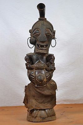 Beautiful songye statue from DRC.