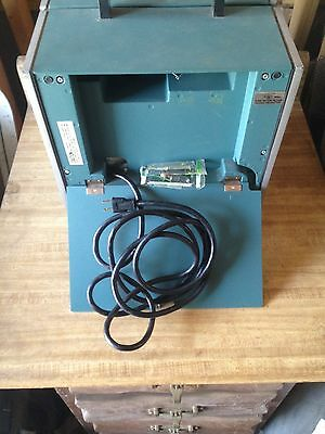 Bell Howell 16Mm Filmosound Movie Projector Working Lamp And Fan With Spare Bulb
