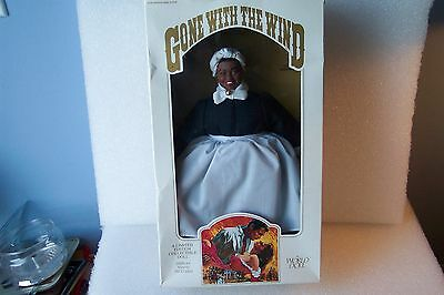"Gone With The Wind 1989 Mammy Doll New and in the Box 12"" and from World Doll"