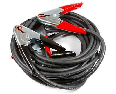 Forney 25 ft. 2 Gauge Heavy Duty Battery Jumper Cables Premium Copper Brand New