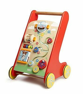 Brand New.Tidlo Wooden Activity Walker