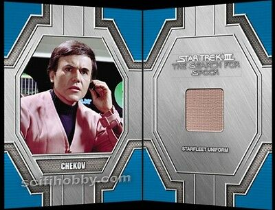 Star Trek 50th Anniversary RC08 Chekov Relic