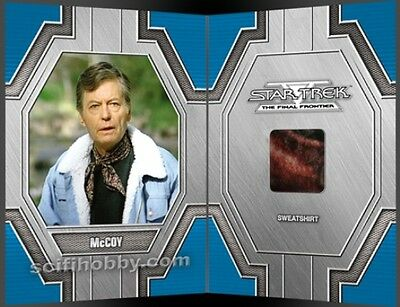 Star Trek 50th Anniversary RC10 McCoy Relic