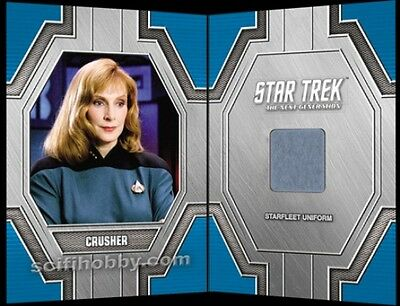 Star Trek 50th Anniversary RC13 Beverly Crusher Relic