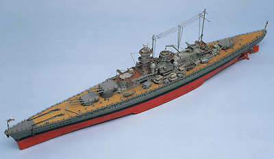 Aeronaut Scharnhorst New Complete With The Fittings Set